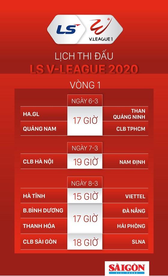 LS V-League 2020: Khúc dạo đầu đáng nhớ ảnh 1