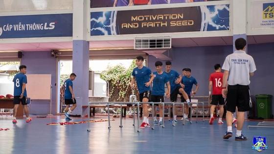 Futsal Thái Sơn Nam: mục tiêu vô địch quốc gia lần thứ 10 có khó? ảnh 2