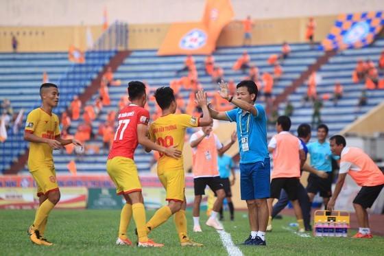 Nam Định sẽ bùng nỗ khi về sân nhà.