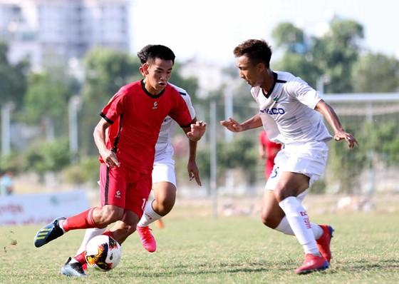 Vòng loại giải U19 quốc gia 2020 tạm hoãn 1 tháng. Ảnh: Khả Hoà