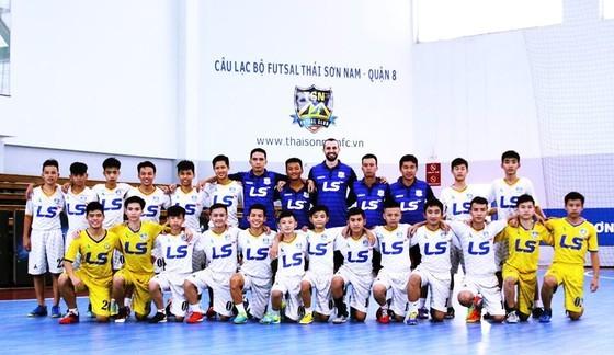 Thái Son Nam là một trong số ít đội có hệ thống trẻ rất tốt. Ảnh: Anh Trần