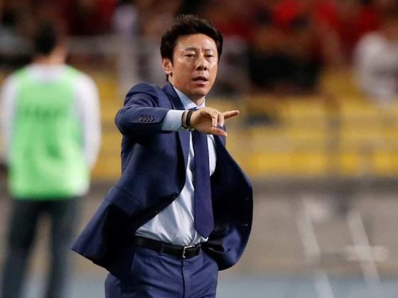 HLV trưởng Shin Tae-yong