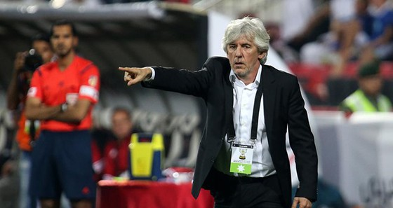 HLV Ivan Jovanovic bất ngờ bị sa thải dù chưa dẫn dắt UAE trận nào
