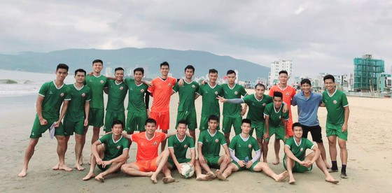 Bình Định đặt mục tiêu thăng hạng ở mùa bóng năm nay