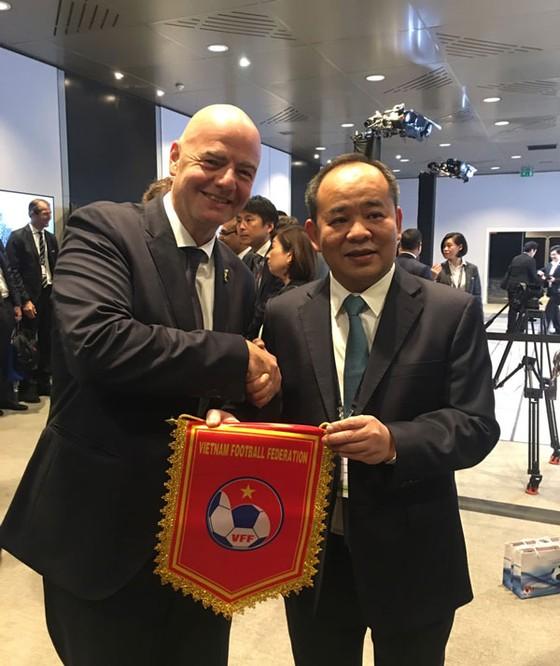 Chủ tịch VFF Lê Khánh Hải gửi thư chia sẻ, động viên đến giới bóng đá Việt Nam  ảnh 1