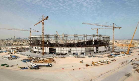 Qatar đang nỗ lực hoàn thiện các công trình chuẩn bị cho World Cup 2022