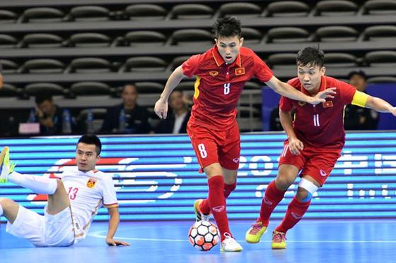 Đội tuyển futsal Việt Nam giữ hạng trong tốp 10 châu Á ảnh 1