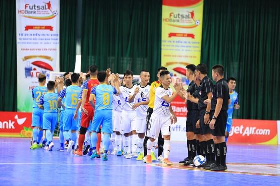 Giải futsal VĐQG sẽ khởi tranh vào tháng 6. Ảnh: TSNFC