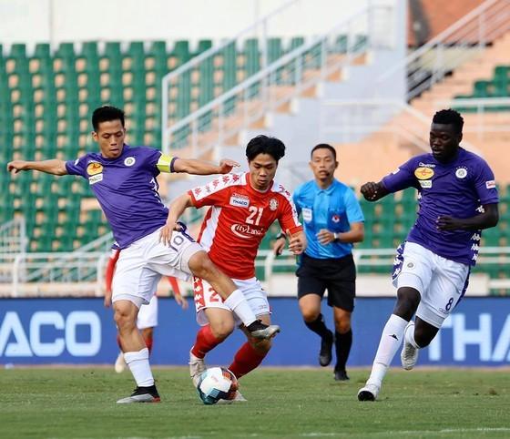 V-League là hình mẫu cho màn tái khởi động của bóng đá Thái Lan ảnh 1