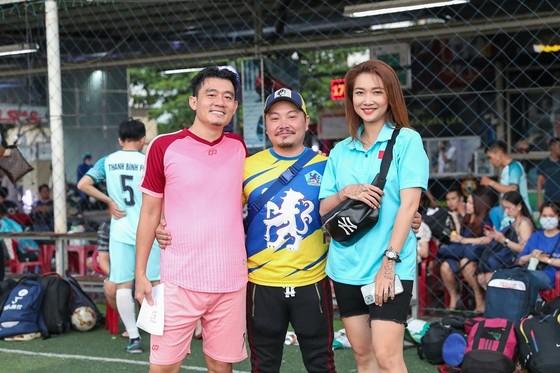 QBV futsal Việt Nam và trận đấu thiện nguyện ảnh 2