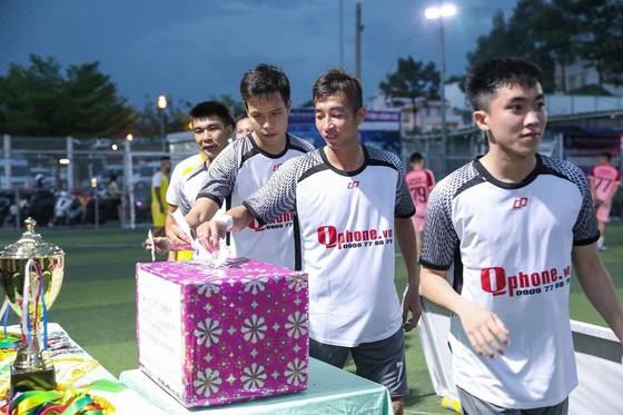 QBV futsal Việt Nam và trận đấu thiện nguyện ảnh 1