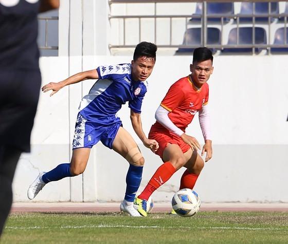Trận thắng 1-0 của B.BD trước TPHCM trong đợt tập huấn tại BR-VT trước mùa bóng.