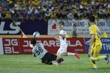 Cúp quốc gia 2020: Đánh bại HA.GL 2-0, CLB Nam Định đi tiếp  ảnh 2