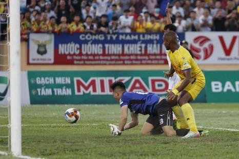Cúp quốc gia 2020: Đánh bại HA.GL 2-0, CLB Nam Định đi tiếp  ảnh 1