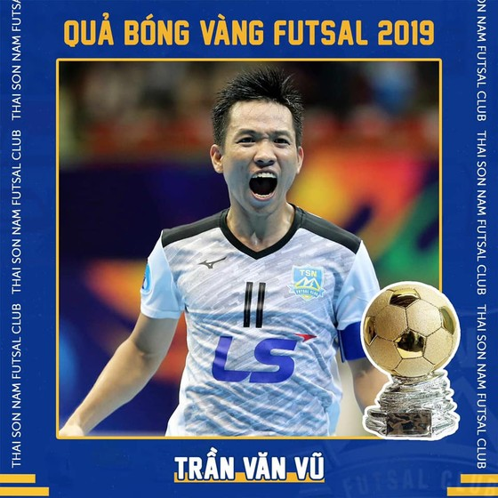 QBV futsal Việt Nam 2019: Dự định của tôi sẽ sinh thêm con ảnh 1