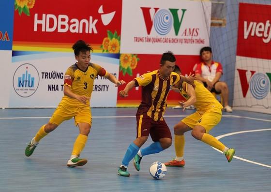 Giải futsal VĐQG 2020: Chiến thắng ấn tượng của Cao Bằng ảnh 1