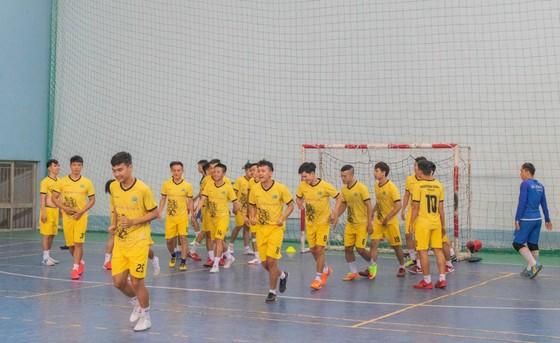 Futsal Sài Gòn FC hạ chỉ tiêu Top 3 ảnh 2