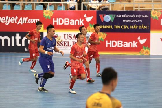 Giải futsal vô địch quốc 2020: Tân binh HGK.Đắk Lắk tạo cú sốc ảnh 1