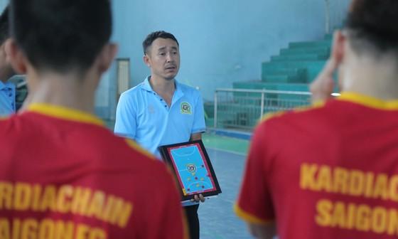 Futsal Sài Gòn FC hạ chỉ tiêu Top 3 ảnh 1