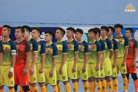 Các đội futsal 'đổ bộ' về Khánh Hòa tham dự vòng chung kết  ảnh 1