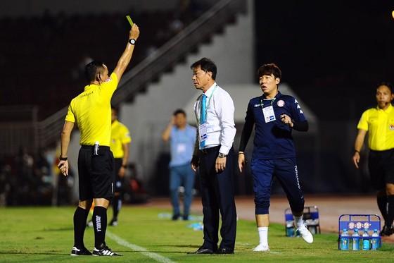 Vòng 4 LS V-League 2020: CLB TPHCM chấm dứt mạch trận bất bại ảnh 3