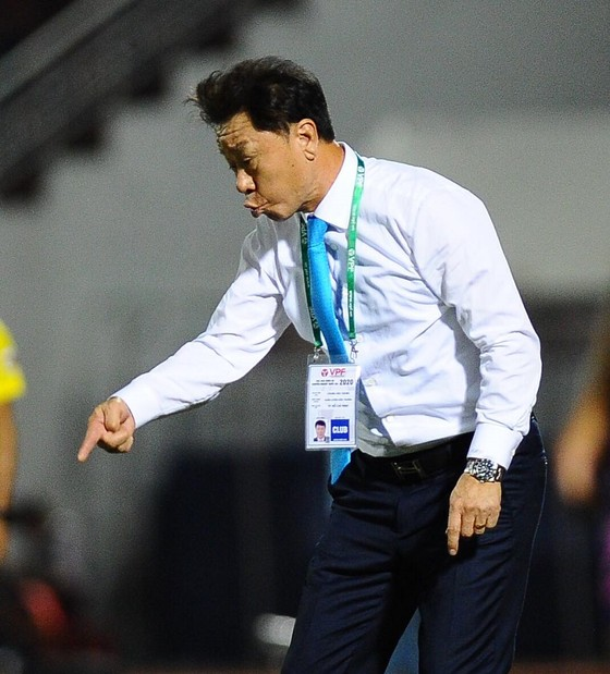 Vòng 4 LS V-League 2020: CLB TPHCM chấm dứt mạch trận bất bại ảnh 1