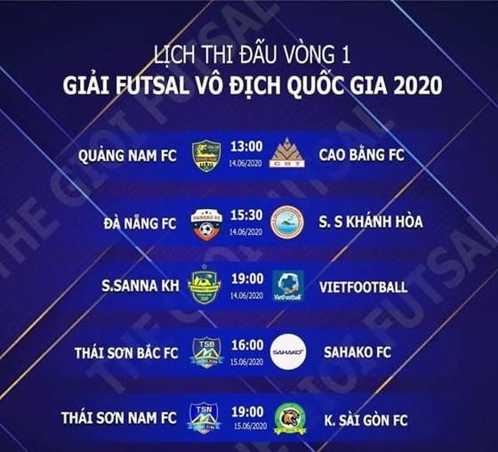 Thái Sơn Nam gặp Kardiachain SG ở trận ra quân giải futsal VĐQG 2020 ảnh 2