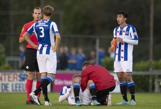 SC Heerenveen chưa gia hạn hợp đồng với Văn Hậu ảnh 1