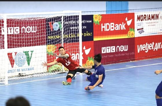 Sahako tiếp tục gây ấn tượng tại giải Futsal VĐQG 2020 ảnh 2