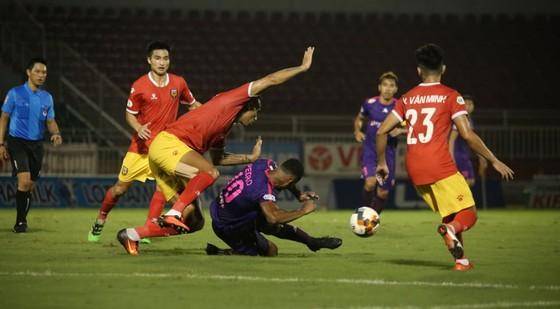 LS V-League 2020: Nóng qua từng vòng đấu ảnh 1