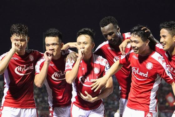 CLB TPHCM đang dẫn đầu LS V-League 2020.