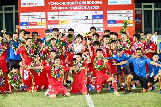 Đánh bại HA.GL 1, PVF lên ngôi vô địch Giải U19 quốc gia 2020  ảnh 2