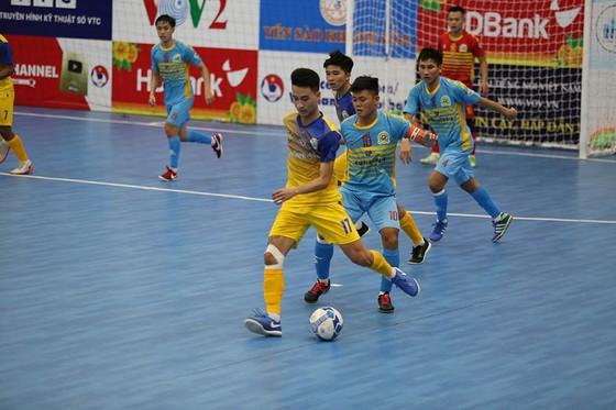 """Kardiachain Sài Gòn FC cầm hòa Sanna Khánh Hòa ở trận đấu có kịch bản """"điên rồ"""" ảnh 1"""