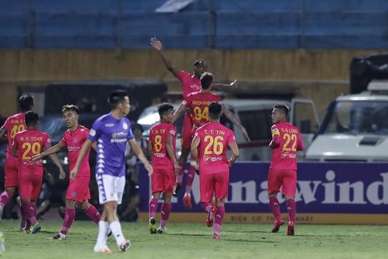 CLB Hà Nội trắng tay trước đội khách Sài Gòn  ảnh 1