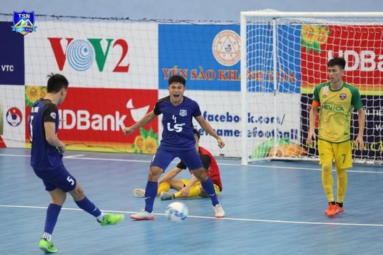 Thái Sơn Nam khẳng định sức mạnh ở giải futsal VĐQG 2020.
