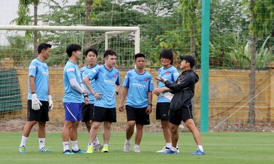 U22 Việt Nam bắt đầu hành trình chuẩn bị chinh phục SEA Games 2021 ảnh 1