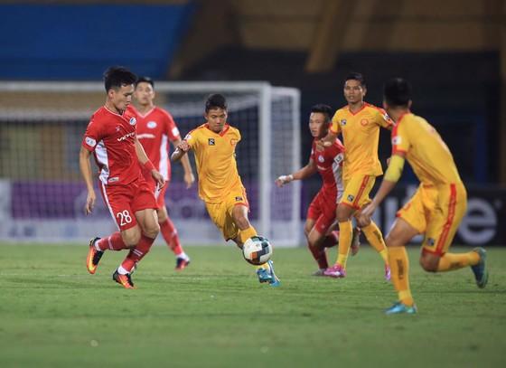 Thanh Hóa đang có 4 trận liên tiếp bất bại dưới triều đại của HLV Nguyễn Thành Công.