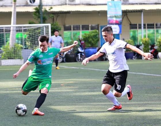 Giải bóng đá Hội Nhà báo TPHCM – Cúp Thái Sơn Nam 2020: Liên quân VOH+FPT lên ngôi vô địch  ảnh 1