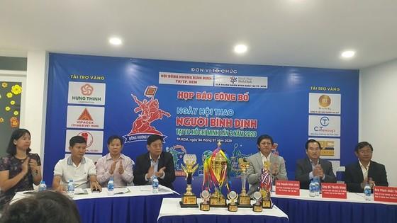 Năm nay BTC mở rộng thành Hội thao với 4 môn thi.