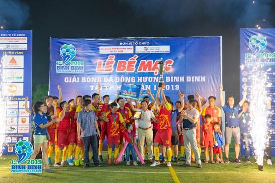 Hội thao đồng hương tỉnh Bình Định tại TPHCM  ảnh 1