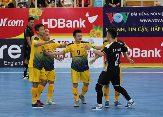 Thái Sơn Nam vô địch lượt đi giải futsal VĐQG 2020 ảnh 1