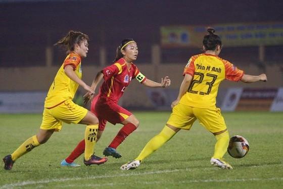 Thái Sơn Bắc tiếp tục đồng hành cùng giải bóng đá nữ VĐQG ảnh 1