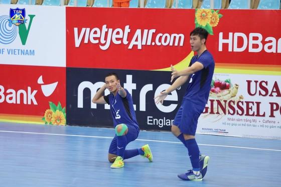 Có Đức Hòa, Thái Huy, Futsal Thái Sơn Nam như 'hổ mọc thêm cánh'.  ảnh 1