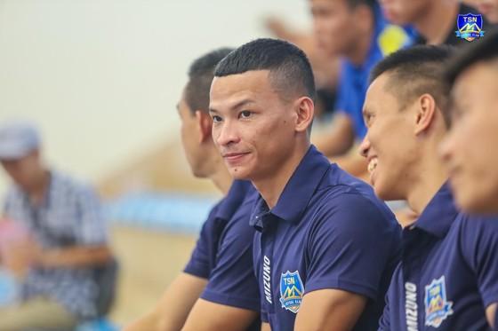 Có Đức Hòa, Thái Huy, Futsal Thái Sơn Nam như 'hổ mọc thêm cánh'.  ảnh 2