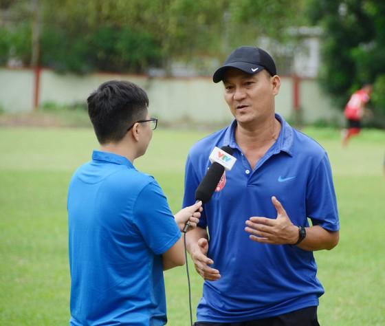 Ông Ngô Quang Sang được luân chuyển nội bộ sang làm GĐKT. Ảnh: ANH TUẤN