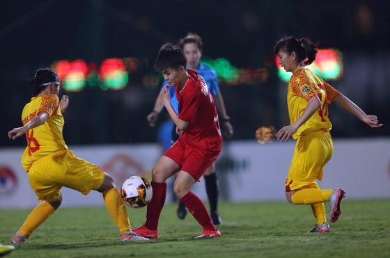 Đội TPHCM dễ dàng giành chiến thắng trước đội Hà Nội 2.
