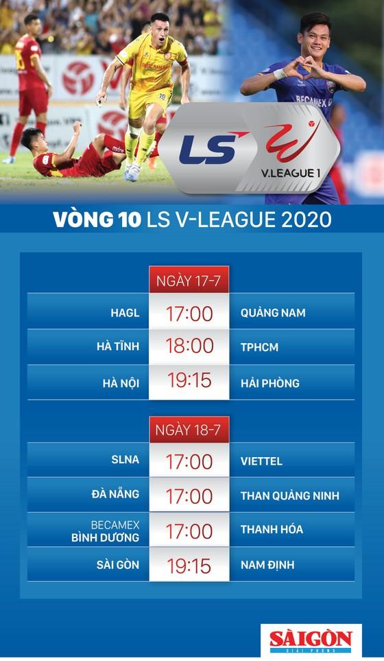 Vòng 10 LS V-League 2020: Sức nóng lan toả ảnh 2