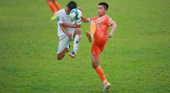 Vòng 8 giải hạng Nhất Quốc gia 2020: Khánh Hòa tiếp tục sa sút ảnh 2