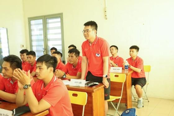 VFF tổ chức khóa học HLV futsal cấp 1 năm 2020 ảnh 1