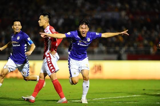 CLB Hà Nội giành 3 điểm quý giá trên sân Thống Nhất  ảnh 3